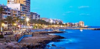 Families Give Torrevieja On Spain S Costa Blanca Thumbs Up As Cheap Place To Stay