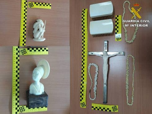 Internet Ivory Sellers In Spain S Costa Blanca Get Surprise Police Visit Over Illegal Trading