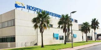Key Costa Blanca Hospital Resumes Normal Service