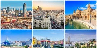 Largest Cities In Spain