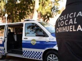 Man Assaults Partner In Front Of Children On Orihuela Area Street