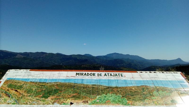 Mirador De Atajate