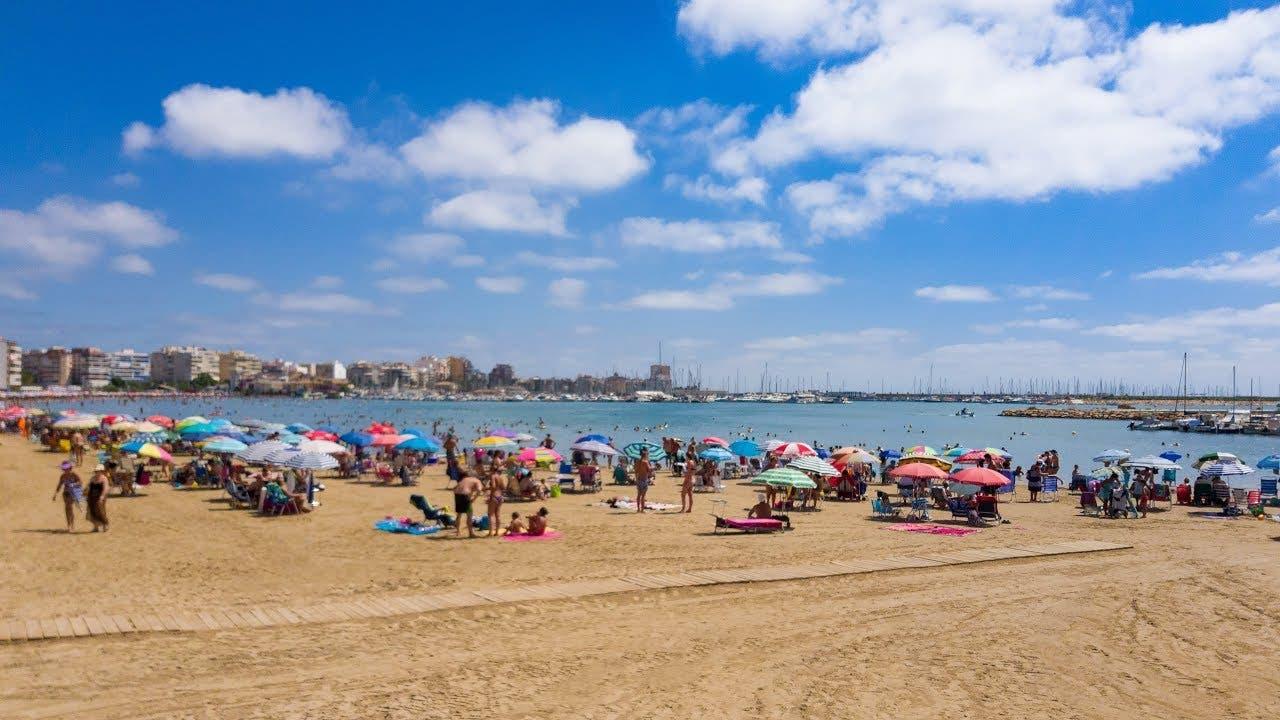 Playa Del Acequion Torrevieja
