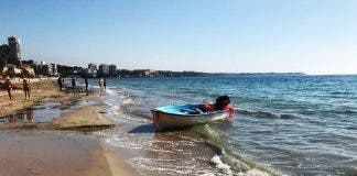 Three Refugee Boats