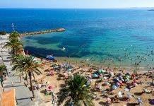 Torrevieja Playa Cura
