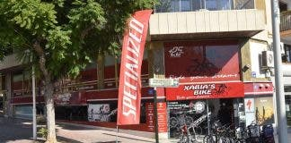 Xabias Bike With Bicycle Stores In Javea Moraira And Jalon