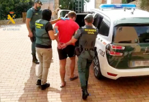 Alicante Drugs Arrest 1
