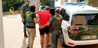 Alicante Drugs Arrest 1