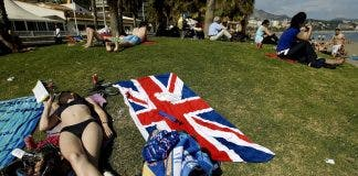 Brits Spain