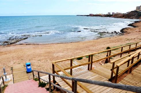 Cala Del Moro Beach Torrevieja