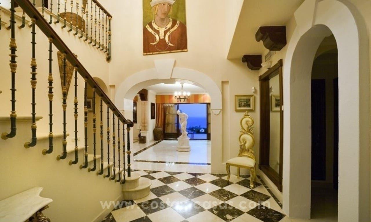 D Villa Hallway