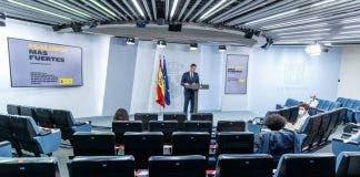 Europapress 3183609 Presidente Gobierno Pedro Sanchez Lleva Cabo Rueda Prensa Madrid Espana 1_6_928x621