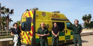 Gib Ambulance Heroes
