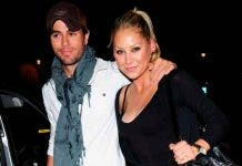 Iglesias And Kournikova