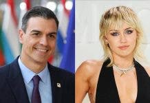 Pedro Sanchez Miley Cyrus