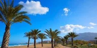 Playa Las Marinas Punta Del Raset De Denia