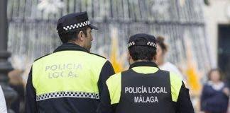 Policia Malaga 17 55 52