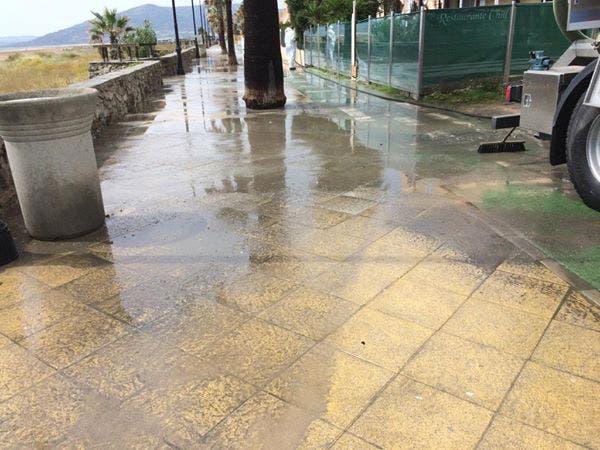 Sewage Playa De Los Lances