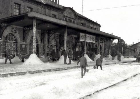 Soria Station