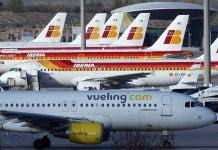 Vueling Iberia