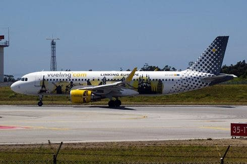 Vueling adds new UK and France connections to Spain's Malaga from August
