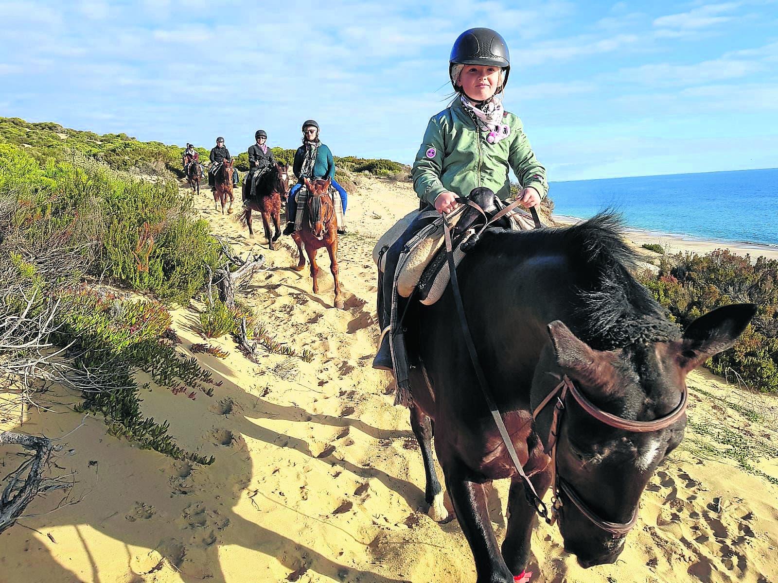 Beach Trek With Do Ana Hipica El Pasodoble Huelva