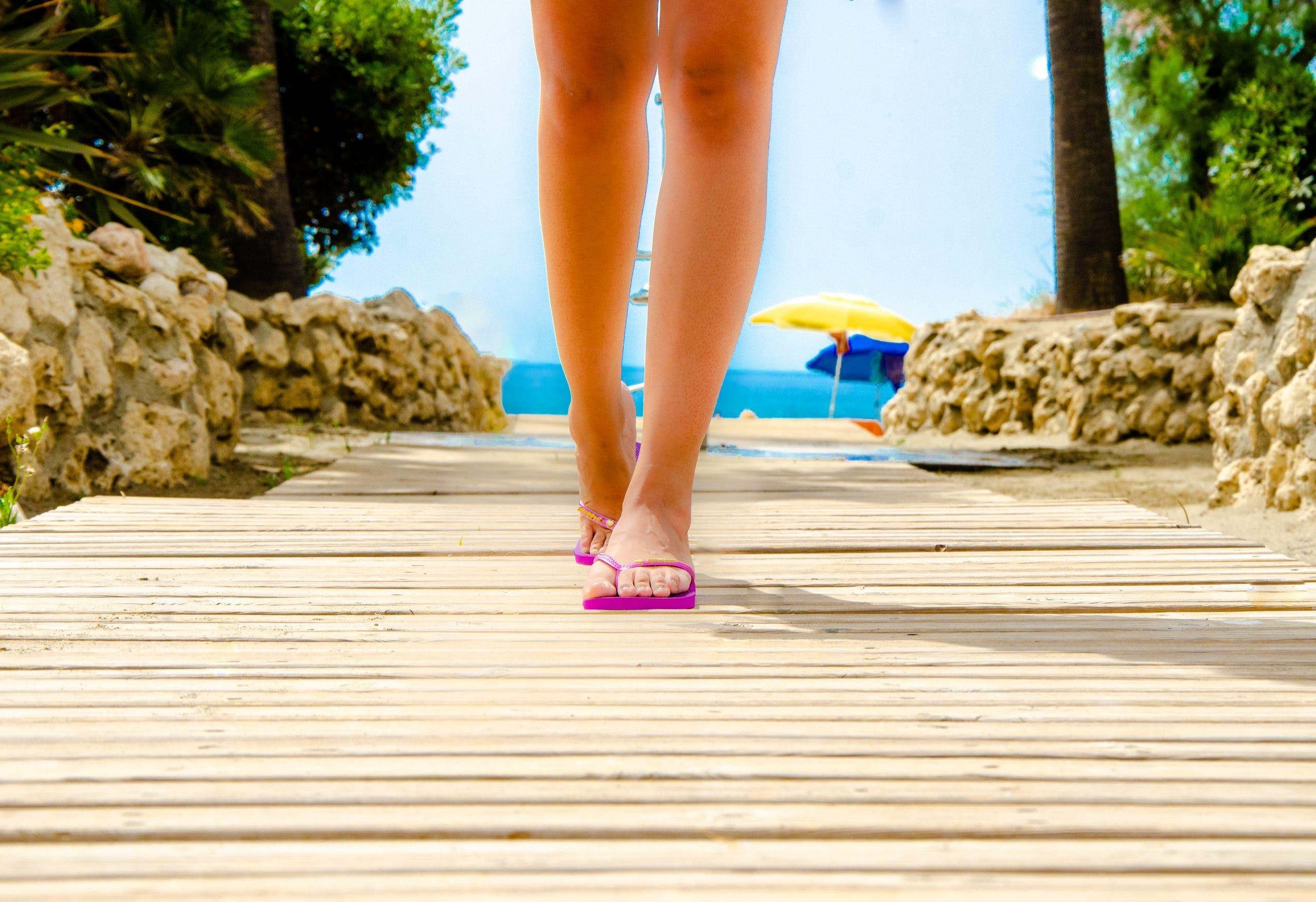 Beachyfeet Photo 3