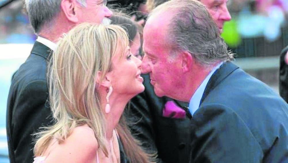 Corinna Larsen King Juan Carlos