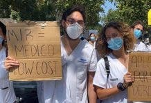 Hospital Doctors Across Spain S Costa Blanca Go On Strike