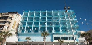 Logjam Over Deserted Benidorm Hotel Is Broken Photo 2