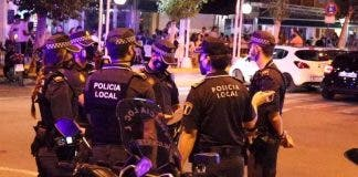 Massive Fines Introduced For Large Parties On Spain S Costa Blanca That Break Covid 19 Safety Rules