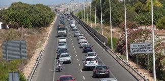 New Call To Scrap Motorway Tolls To Stop Traffic Jams On Notorious Highway On Spain S Costa Blanca