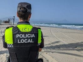 Pervert Exposes Himself To British Children And Threatens To Set His Dog On Them Close To Holiday Beach On Spain S Costa Blanca