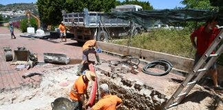 Pipeline Break Causes Costa Blanca S Javea Residents To Suffer A Dry Week In Enforced Drought