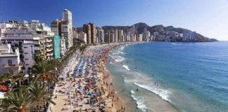Spain S Costa Blanca Tourist Area Unveils Plans To Woo Back Uk Holidaymakers
