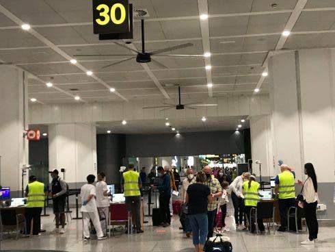 Checks Malaga Airport