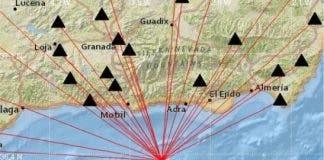 Earthquake Alboran Sea