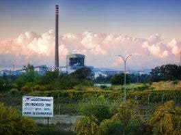 Los Barrios Power Station