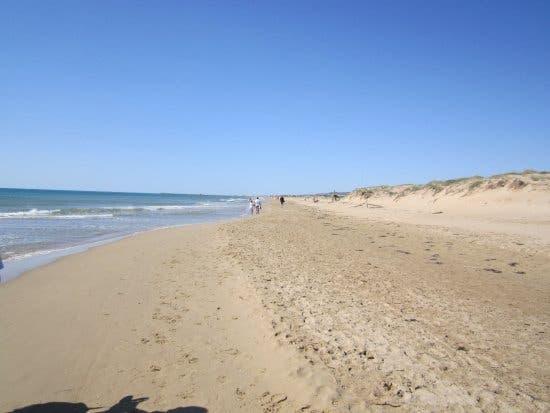 Playa El Rebollo 1