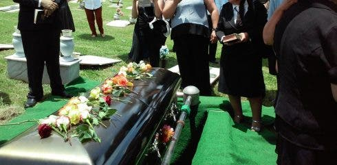 Second Funeral Picture 1