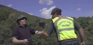 Selfie Guardia Civil