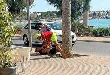 mallorca pickpocket