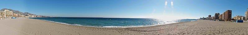 798px Wv_banner_fuengirola_beach_panorama