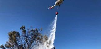Arsonist Alert Over Series Of Marina Alta Area Blazes In Spain S Costa Blanca Region