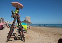 Beach Lifeguard On Spain S Costa Blanca Admitted To Hospital With Suspected Covid 19
