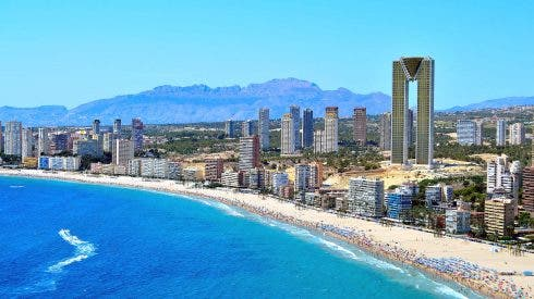 Benidorm Hotel Will Cater For Covid 19 Infected Tourists On Spain S Costa Blanca