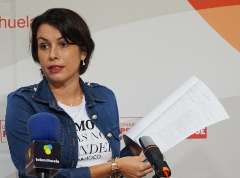 Carolina Gracia Psoe Orihuela