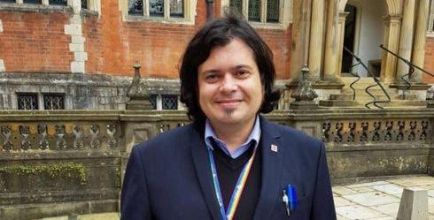 David Casarejos