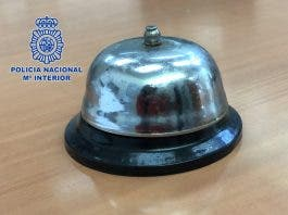 Ding Dong Bell For Hotel Thieves In Spain S Murcia City