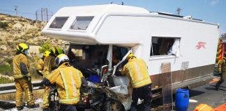 Dutch And Spanish Tourists Die On Infamous Killer Road On Spain S Costa Blanca 2